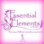 Logo supports Breast Cancer Awareness