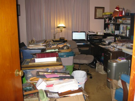 Barb's office