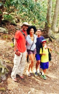 The Bennetts - Hiking with Camille, Christian, and Morgan