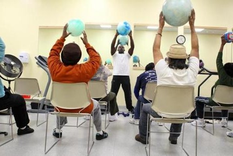 Photo credit: exercise chair for seniors-Wg0io5bB